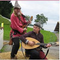 handgemachte Musik seit dem Mittelalter